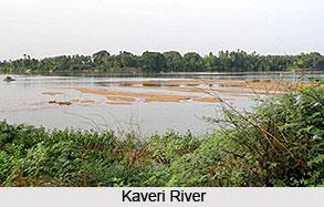 Geology Of Kaveri River, Indian River