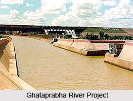 Ghataprabha River, Indian River