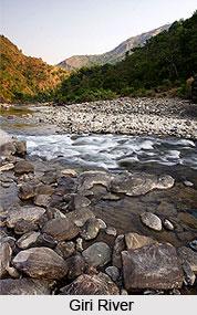Giri River, Indian River