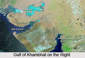 Gulf of Khambhat, Gujarat