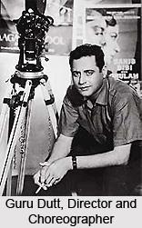 Guru Dutt as a Choreographer, Indian Cinema