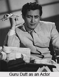Guru Dutt as an Actor, Indian Cinema
