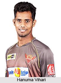 Hanuma Vihari, Indian Cricket Player