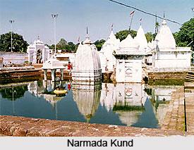 History of Narmada, Indian River
