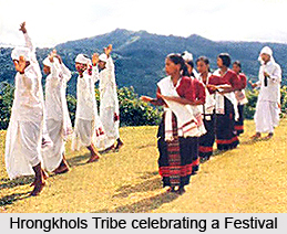 Hrongkhols Tribe, Dima Hasao District, Assam