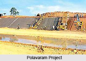 Inchampalli  Irrigation Project, Andhra Pradesh