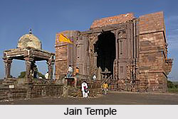 Jain Temple, Bhojpur , Madhya Pradesh