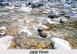 Jalal River, Indian River