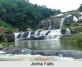 Jonha Falls, Ranchi District, Jharkhand