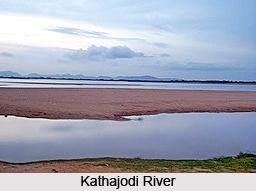 Kathajodi River, Odisha