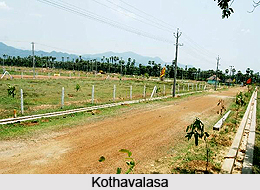 Kothavalasa, Vizianagaram District, Andhra Pradesh