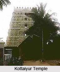 Kottaiyur Temple, Tamil Nadu