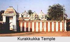 Kurakkukka Temple, Chidambaram, Tamil Nadu
