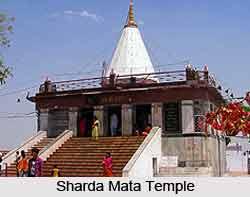 Maihar, Mother Goddess Sharda Temple