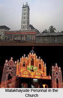 Malakhayude Perunnal, Thrissur District, Kerala