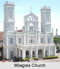 Milagres Church, Mangalore, Karnataka