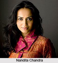 Nandita Chandra, Indian Actress