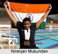 Niranjan Mukundan, Indian Para-Swimmer