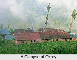 Okhrey, West Sikkim District, Sikkim