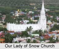 Our Lady of Snow Church, Tamil Nadu