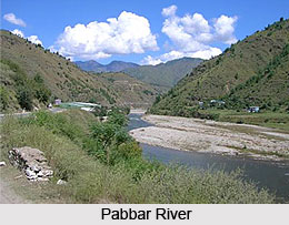 Pabbar River, Indian River