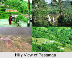Pastanga, East Sikkim District, Sikkim