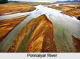 Ponnaiyar River