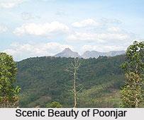 Poonjar, Kottayam District, Kerala