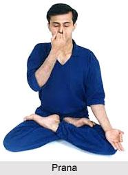 Prana, Ashtanga Yoga