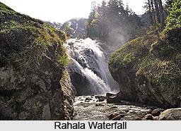 Rehala Falls, Himachal Pradesh