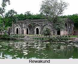 Rewakund, Mandu, Madhya Pradesh