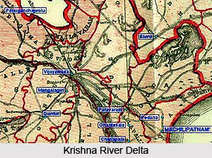 River Krishna Delta, Indian River