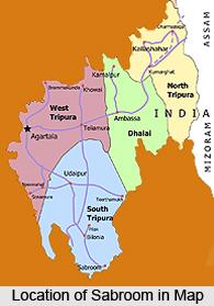 Sabroom, South Tripura District, Tripura