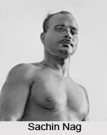 Sachin Nag, Indian Swimmer