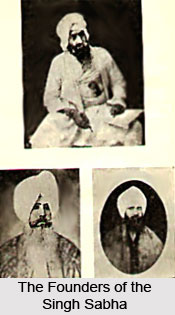 Sanatan Singh Sabha, Indian Renaissance, British India