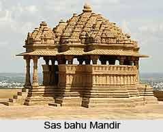 Sas bahu Mandir, Gwalior Fort