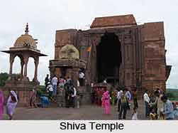 Shiva Temple, Bhojpur