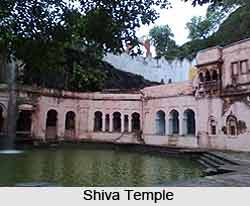 Shiva Temple ,  Jhar ,  Ratlam District