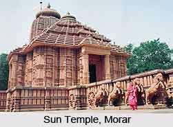 Sun Temple, Morar