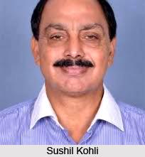 Sushil Kohli, Indian Swimmer