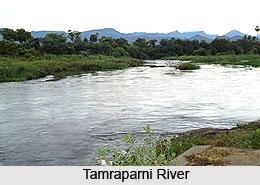 Tamraparni, Indian River