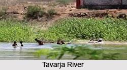 Tavarja River, Indian River