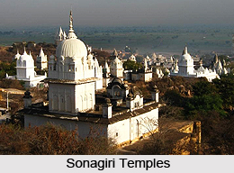 Temples in Datia