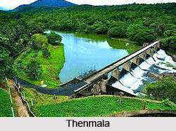 Thenmala, Kollam district, Kerala
