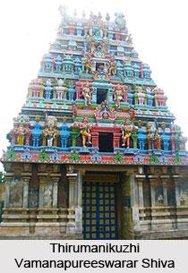 Thirumanikuzhi Vamanapureeswarar Shiva Temple