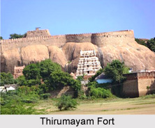 Thirumayam Fort, Tamil Nadu