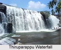 Thiruparappu Waterfalls, Tamil Nadu