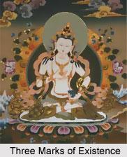 Three Marks of Existence, Buddhist philosophy