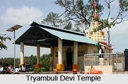 Tryambuli Devi Temple, Kolhapur, Maharashtra