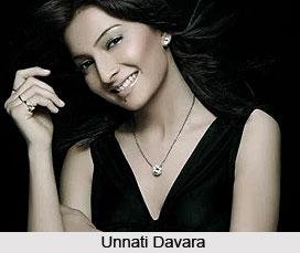 Unnati Davara, Indian Model